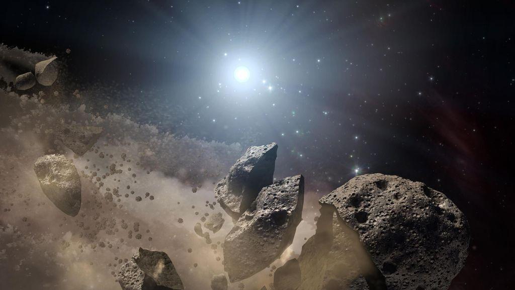 Ancaman Asteroid Terjang Bumi Pada 2079, Apa Akibatnya?