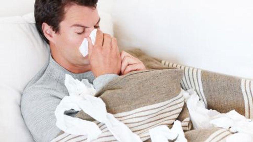Musim Hujan dan Banjir, Cegah Flu dan Pilek dengan 4 Langkah Simpel Ini (2)