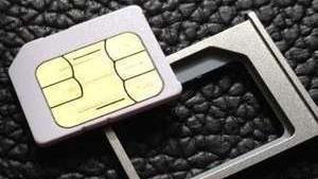 Pemerintah Berlakukan NIK untuk Registrasi Kartu Prabayar
