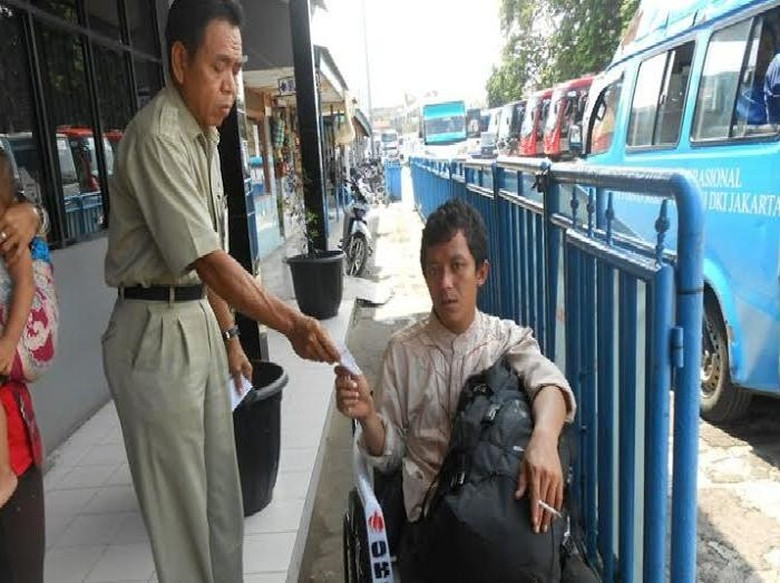 Dinas Sosial DKI: Siapa Pun Boleh ke Jakarta Asal Jangan Jadi Gelandangan