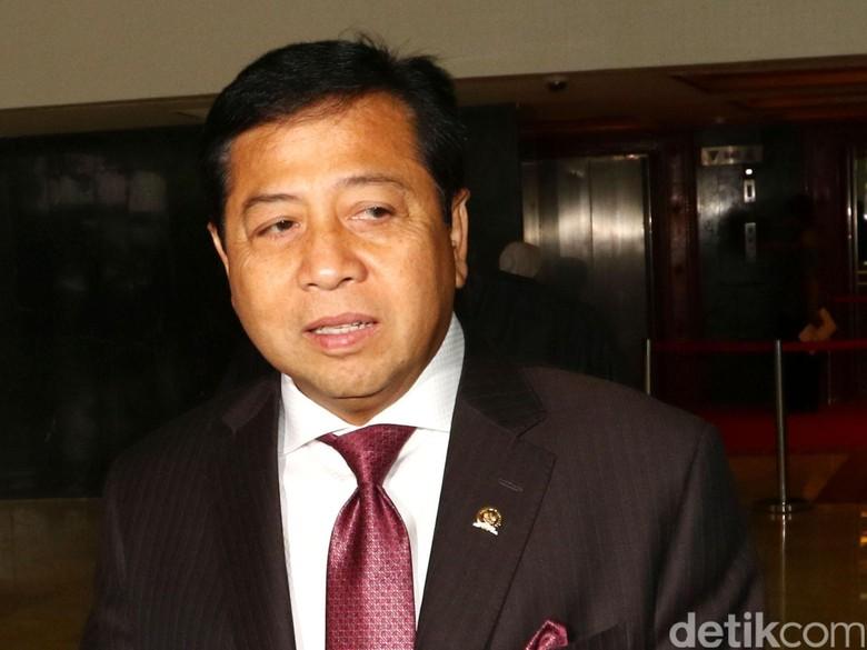 Dalami Dugaan Pelanggaran Etik Novanto, MKD DPR akan Panggil KPK