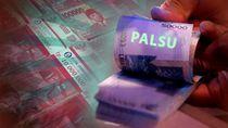 Sepanjang 2017, BI Temukan 14.627 Lembar Uang Palsu di Jabar