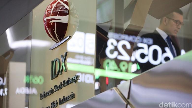 Dana Asing Rp 5 Triliun Masuk Pasar Modal Pekan Lalu