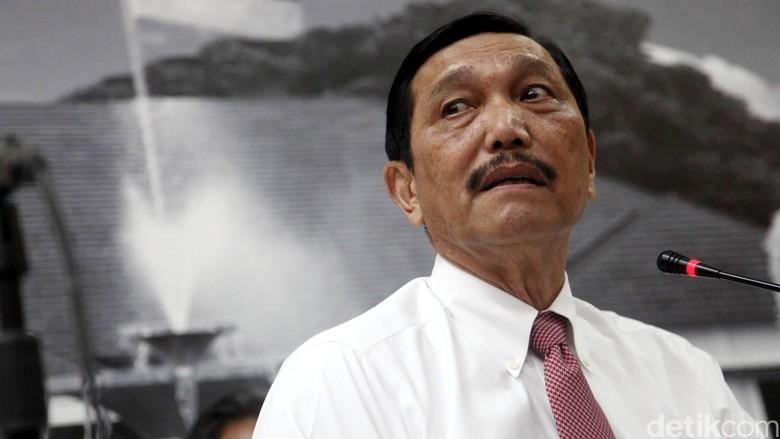 Deponering Samad dan BW, Luhut: Itu Hak Jaksa Agung, Silakan Saja
