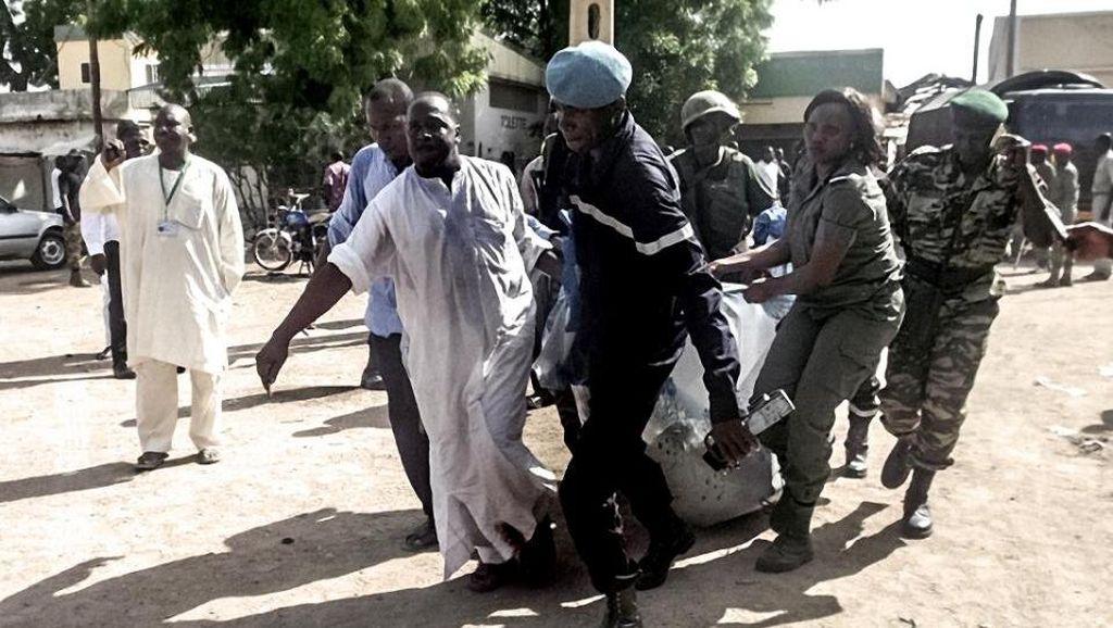 28 Orang Tewas Akibat Bom Bunuh Diri di Kamerun Utara