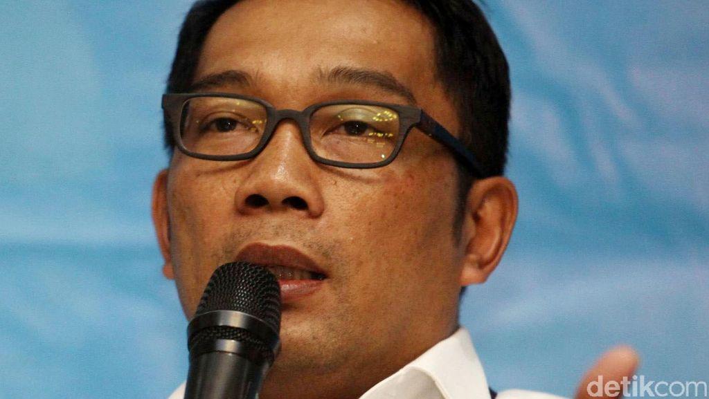Ridwan Kamil Imbau Warga Bandung Salat Isya Berjamaah di Malam Tahun Baru