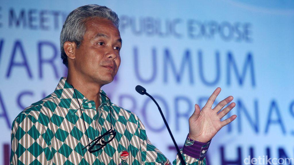Ganjar Pranowo Tetapkan UMK 2017 untuk 35 Daerah di Jateng, Ini Rinciannya