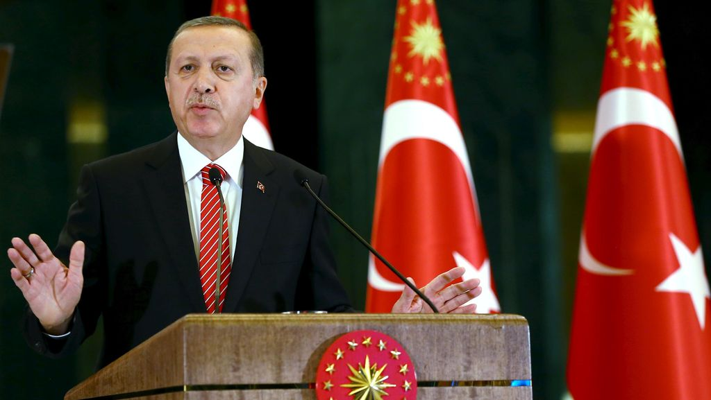 Erdogan Tunjuk 5 Perusahaan Besar Turki Buat Mobnas