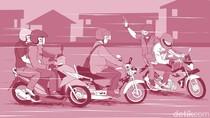 Tim Vipers Tangkap ABG yang Hendak Membegal di Tangsel