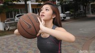 Natalie Zenn Asyik Main Basket