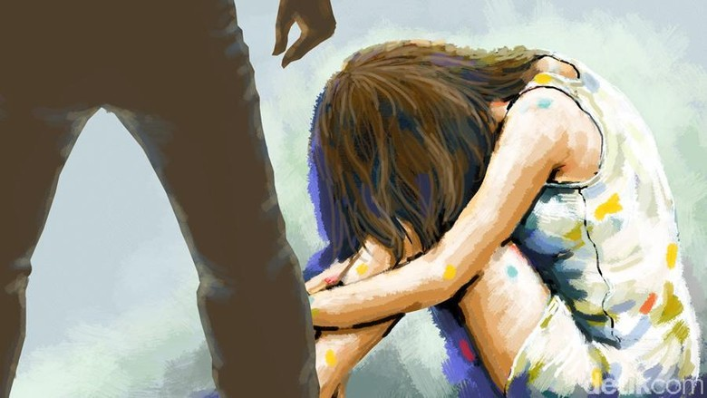Keji! Remaja di Bogor Diperkosa 4 Pria