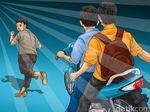 Siswa dari Bogor Tewas Dikeroyok di Serang Usai Liburan