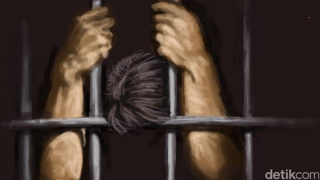 4 Tahanan Mencoba Kabur dari Lapas Mojokerto