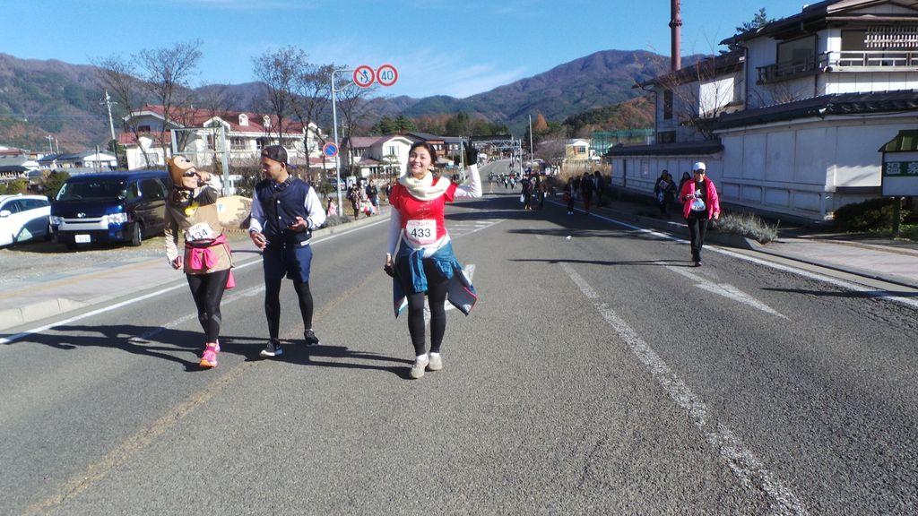 Keindahan Gunung Fuji Bikin Ariel Tatum Kuat Lari 10 Km
