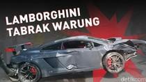 Apa Kabar Kasus Lamborghini Seruduk Warung STMJ?