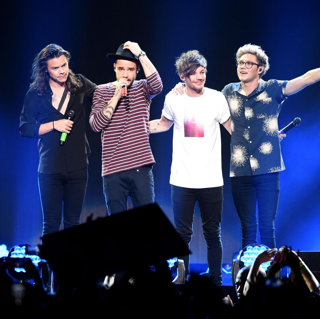 Promotor Unggah Foto One Direction, Netizen Baper