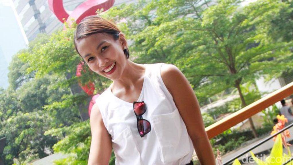 Cerita Melanie Putria Soal Anaknya yang Sempat Takut Main di Luar Rumah