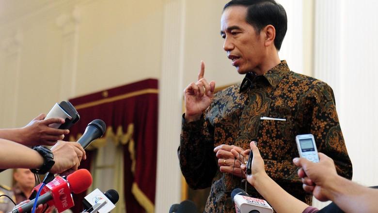 Jokowi: OKI Bersidang 13 Desember Bahas Sikap AS atas Yerusalem
