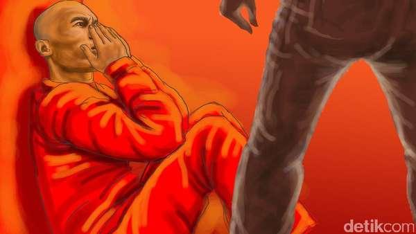 Marak Penganiayaan Orang Gila, Polisi: Jangan Main Hakim Sendiri