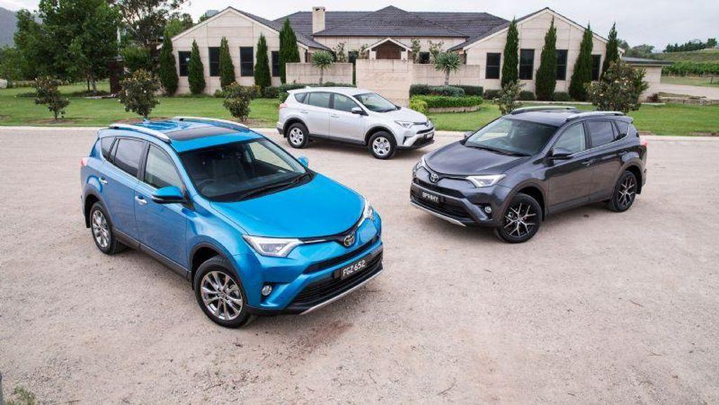 Toyota: Mobil SUV akan Geser Popularitas Sedan