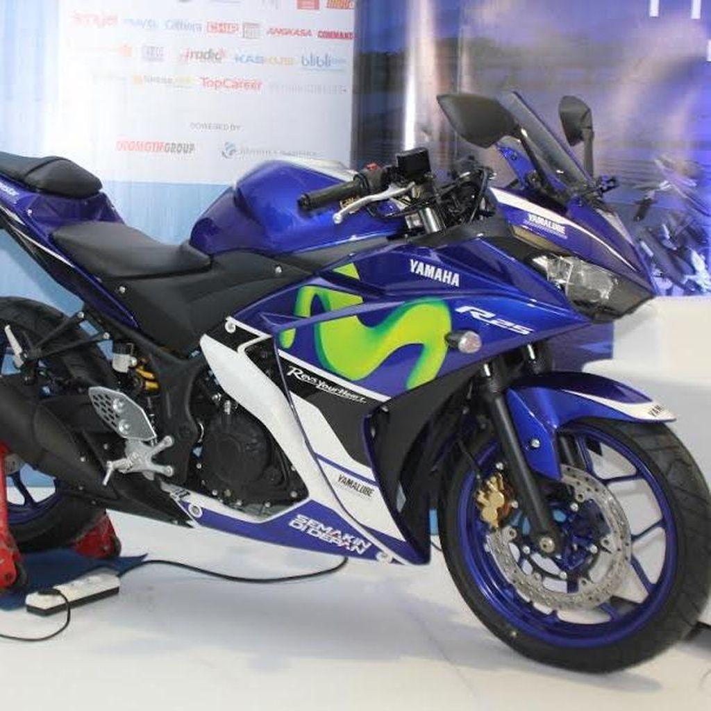 Yamaha Kenalkan Motor ala MotoGP di Juli 2017