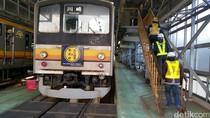 Pesan Perjalanan KA Terakhir di Jepang Sebelum Dikirim ke Jakarta