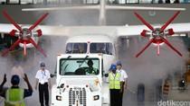 Jokowi: Pesawat N219 Cocok untuk Dipakai Blusukan ke Daerah Terpencil