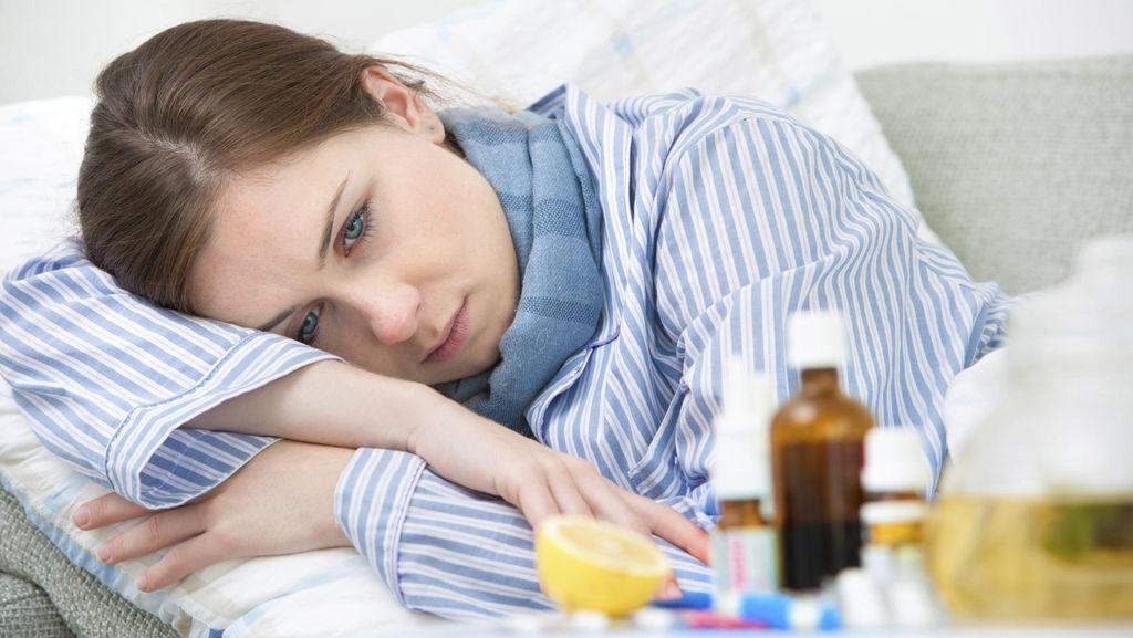 Seorang Ibu Seakan Tak Boleh Sakit, Gimana Menurut Bunda?