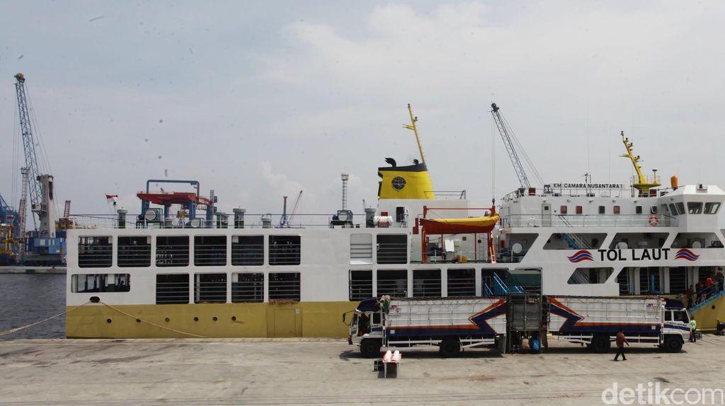 Dukung Program Jokowi, PT Pelni Tambah Kapal Tol Laut