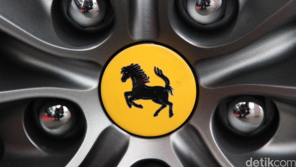 Ferrari: STNK Mati Rasanya Nggak Enak Pakai Mobilnya