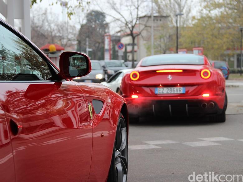 Penuhi Target Emisi Ferrari dan Aston Martin Terancam Denda Oto Detik Tidak Penuhi Target Emisi Ferrari dan Aston Martin Terancam Denda