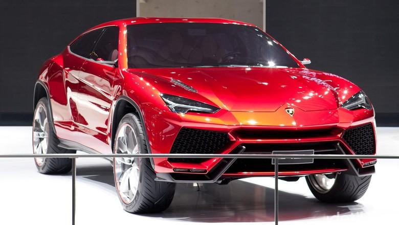 Mengintip Proses Produksi Super SUV Lamborghini Urus
