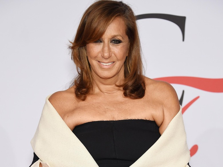 Donna Karan Salahkan Korban Pelecehan Seksual Produser Hollywood