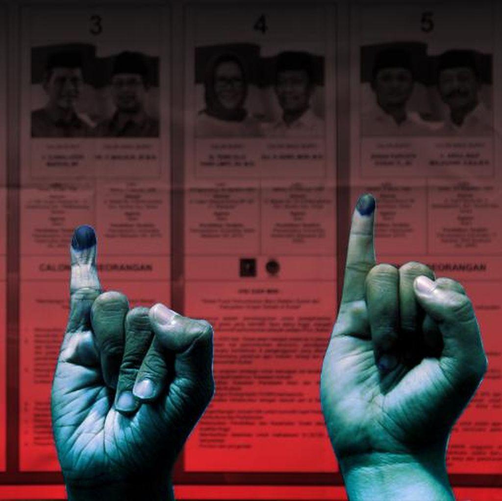 KPU Tetapkan DPT Pilwalkot Serang Sebanyak 422.002 Pemilih