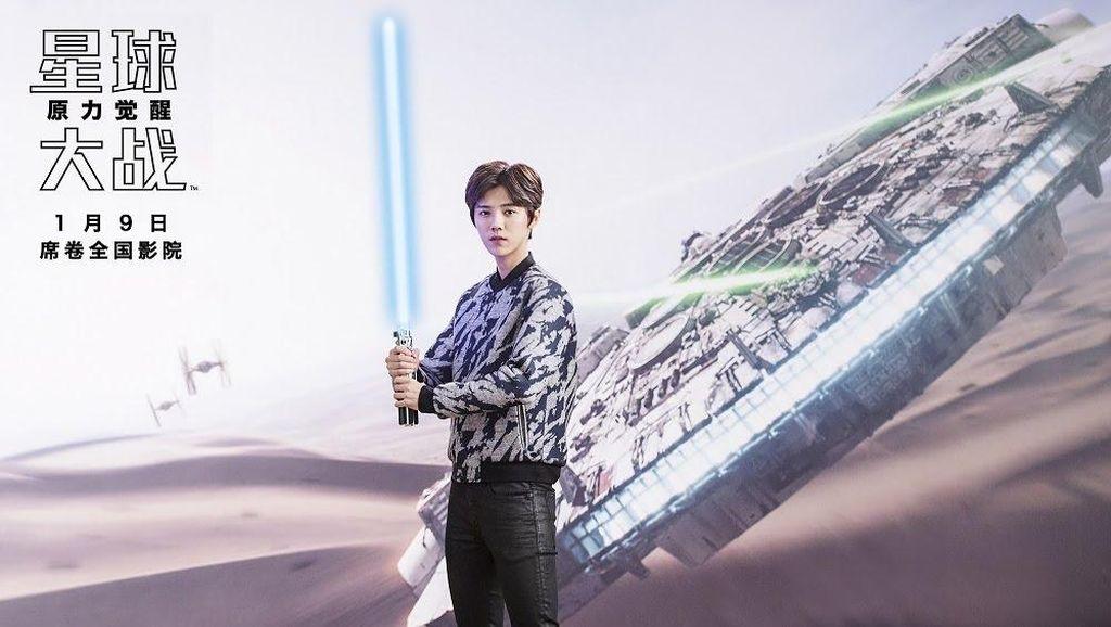 Luhan Puncaki Ranking Artis Top China 2017