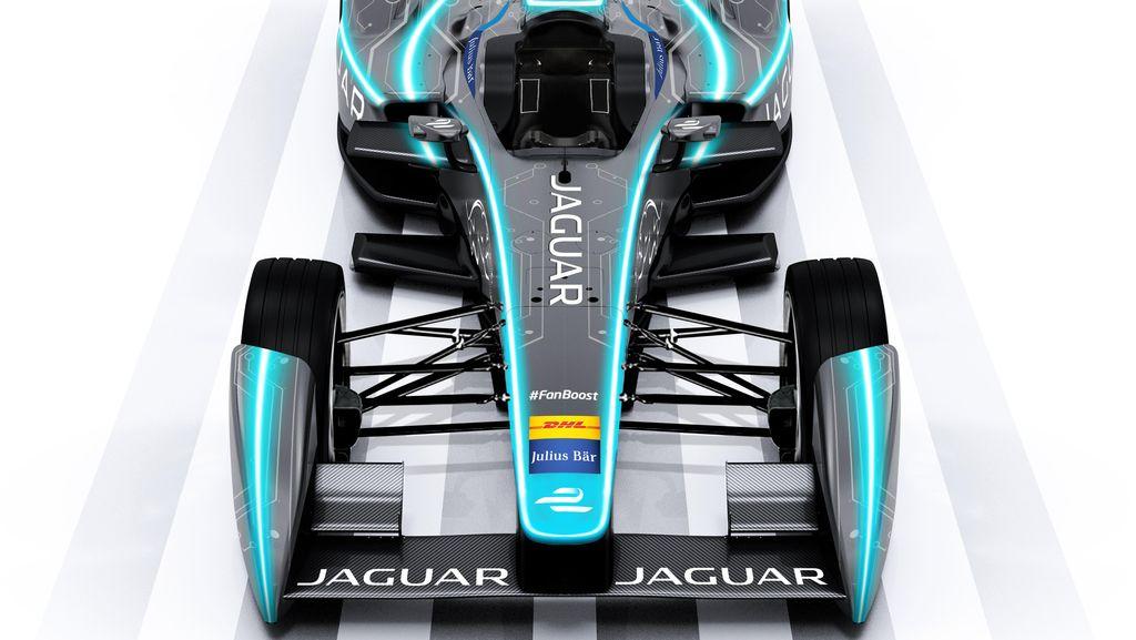 Gaet Williams, Jaguar Bertarung di Formula E 2016