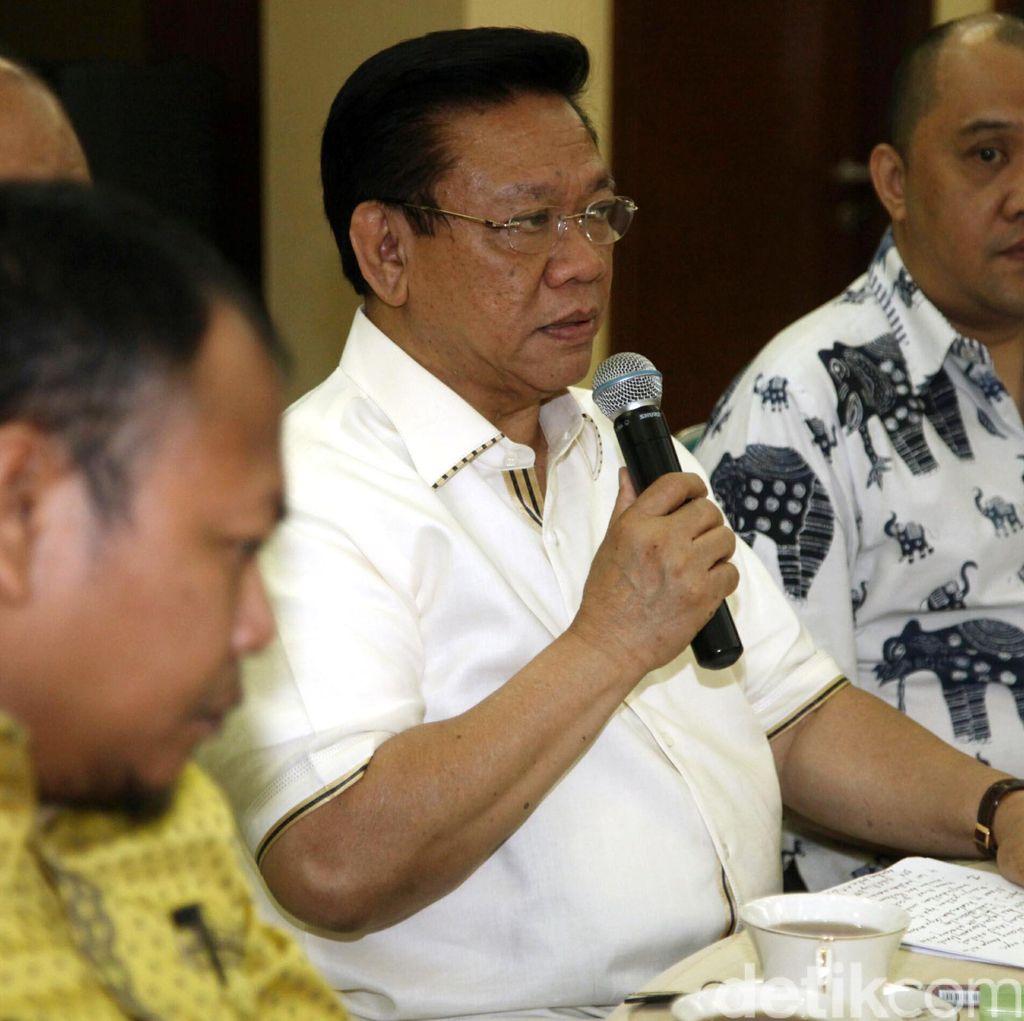 Agung Laksono: Lebih Elegan Novanto Undur Diri dari Ketua DPR