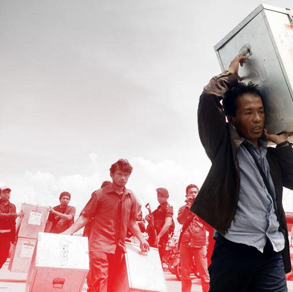 Polda Sulsel Larang Mobil Bak Terbuka untuk Kampanye