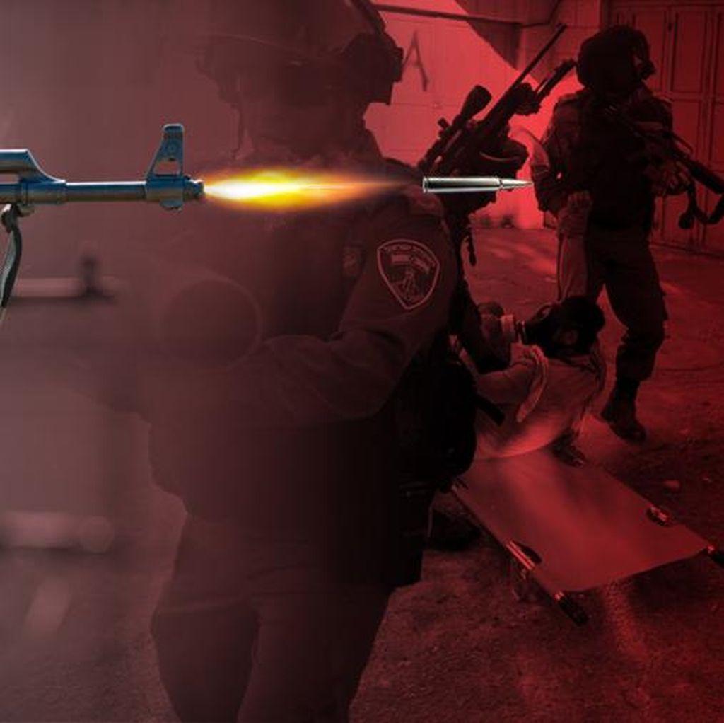 Kontak Tembak Dengan KKB di Tembagapura, Dua Anggota Nrimob Luka