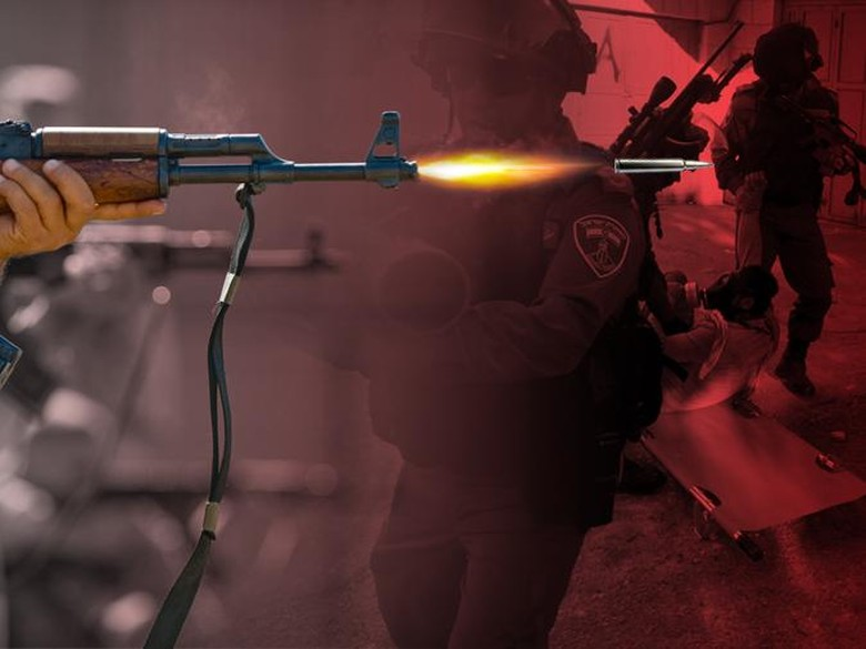 Kontak Senjata di Tembagapura, 2 Anggota Brimob Terluka