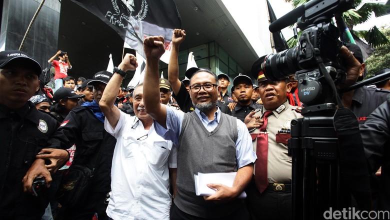 Selain Novel, Presiden Jokowi Juga Minta Kasus AS dan BW Diselesaikan