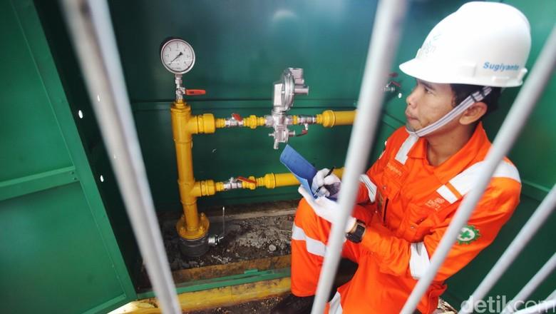 Pertama Kali, Mama di Papua Bisa Masak Pakai Gas