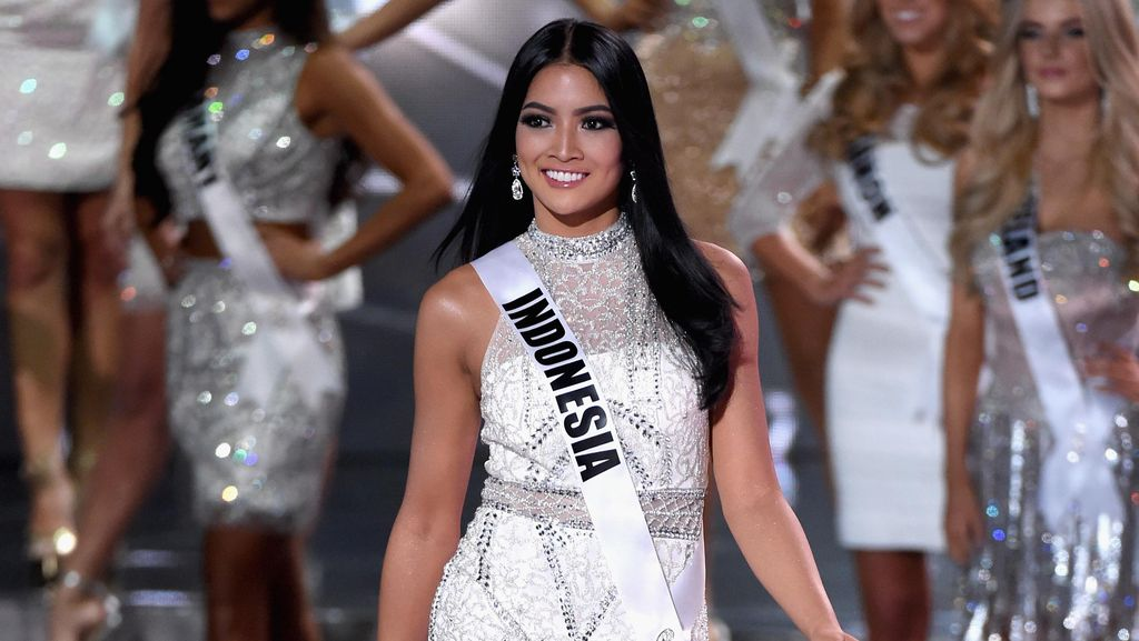 3 Wakil Asia di 10 Besar Miss Universe 2015, Indonesia Tak Masuk