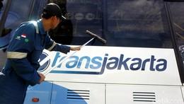 Menjajal Mulusnya Lintasan Busway Layang Ciledug-Tendean