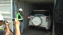 Polisi Gagalkan Penyelundupan Puluhan Kendaraan ke Timor Leste