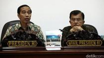 Jokowi Rapat Bahas Dwell Time
