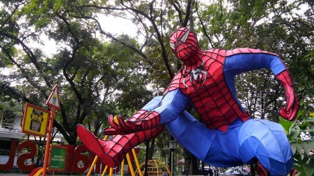 Sudah Tahu? Bandung Juga Punya Taman Superhero