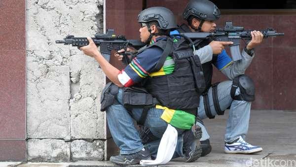 Pemuda Muhammadiyah Setuju TNI Dilibatkan Tumpas Teroris