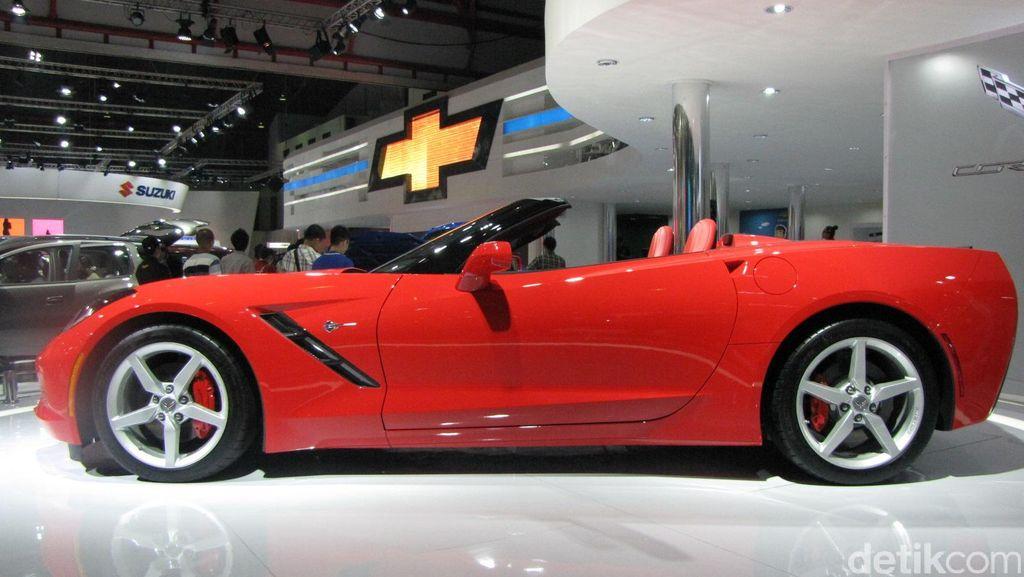 Chevrolet, Merek Mobil yang Sering Muncul di Lirik Lagu