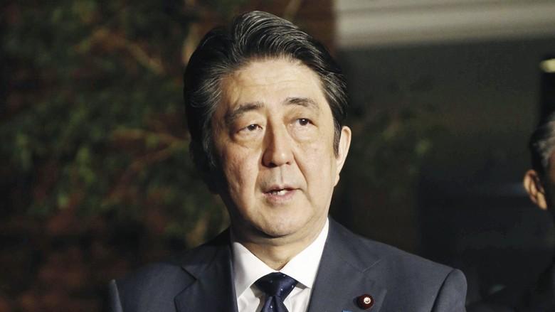 Di Tengah Ancaman Korut, PM Abe akan Percepat Pemilu Jepang